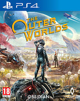 Игра для консоли PS4: The Outer Worlds