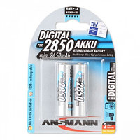 Аккумулятор Ansmann Digital 06-2850mAh AA 1,2В (Блистер, 2шт)