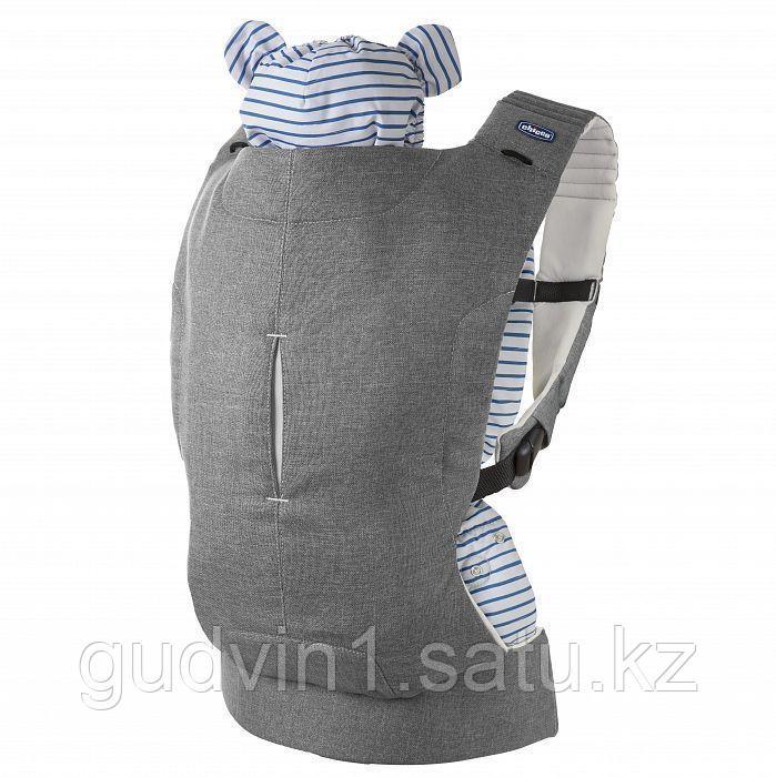 Chicco: Кенгуру Myamaki Grey Stripes 1012756