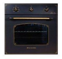 Встраиваемый духовой шкаф Electronicsdeluxe 6006.03 эшв-009, matte black