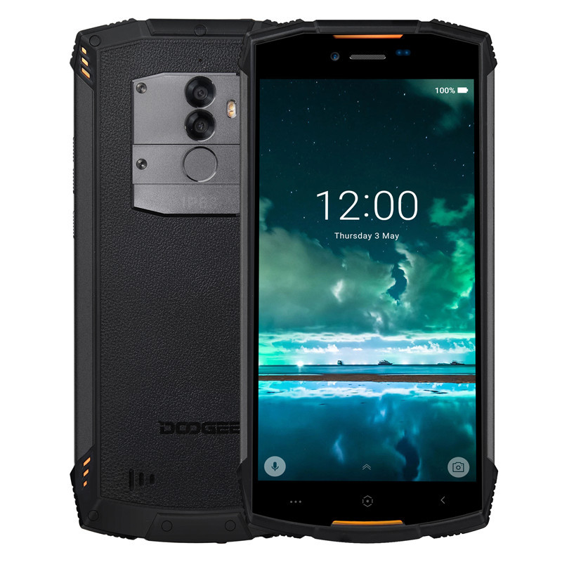 Смартфон Doogee S55 LITE Orange