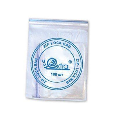 """Пакет """"Zip-Lock"""" ПВД 8х18см, 1000 шт, фото 2"""