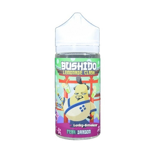 Bushido Lemonade Clash Pear Dragon 100мл.