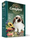 Padovan coniglietti корм  для взрослых декоративных кроликов 500г