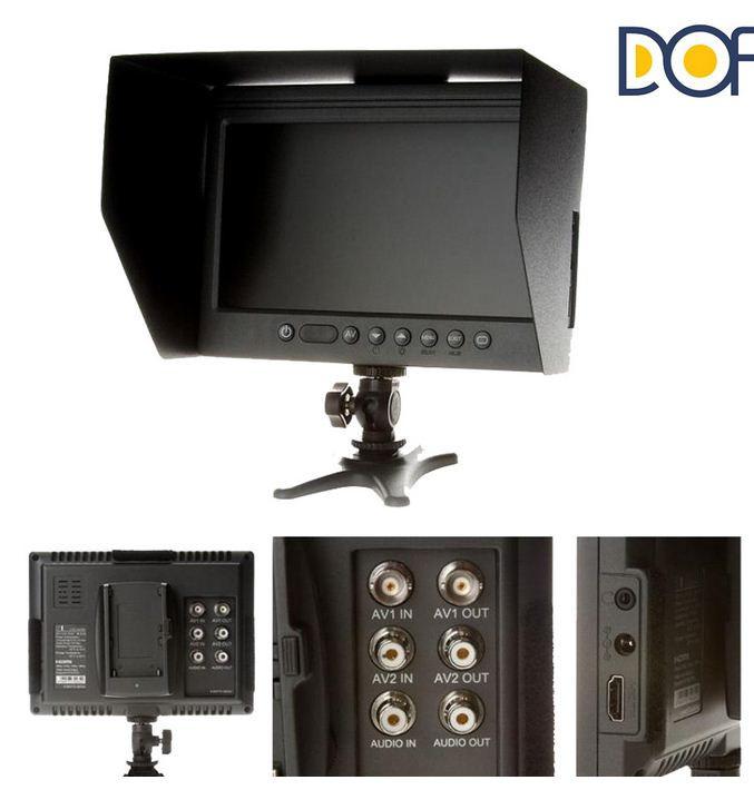 Профессиональный ЖК Монитор  F-01  4х3/ 16х9/ 16х10  /HDMI,SDI
