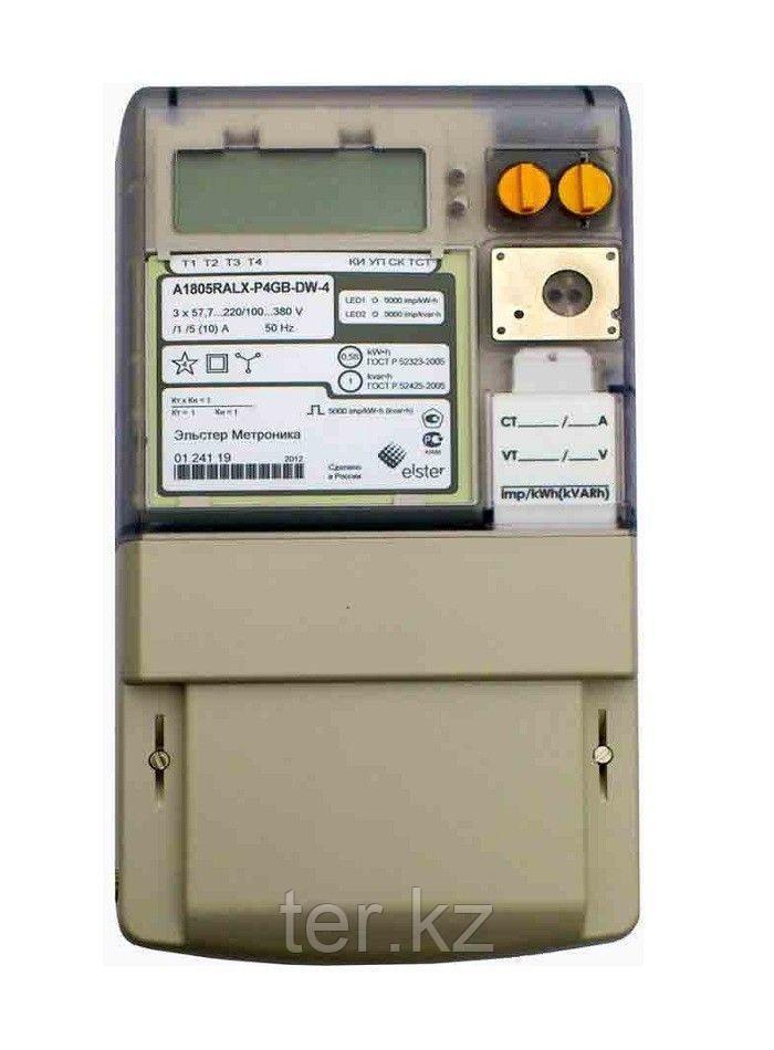 Счетчик АЛЬФА A1805RALQ-P4GB-DW-4