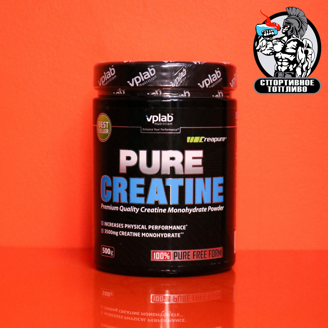 VPLab - Pure Creatine 500гр/142порции