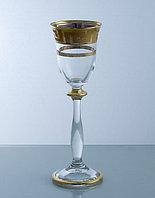 Рюмки для водки Angela 60мл 6шт (Bohemia, Чехия)