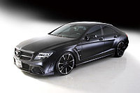 Обвес Wald Black Bison на Mercedes-Benz CLS W218