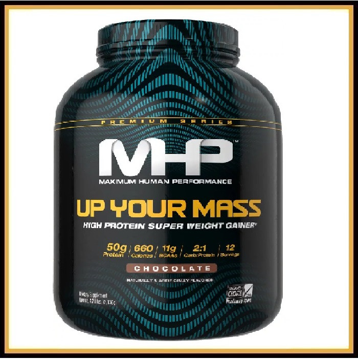 MHP Up Your Mass 2,3kg (шоколад) гейнер