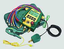 Цифровой манометрический коллектор Refco DIGIMON-SE-3-PLUS-CLAMP-VAC