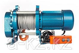Лебедка TOR CD-500-A (KCD-500 kg, 380 В) с канатом 30 м