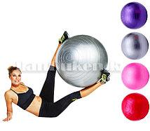 Гимнастический мяч (фитбол) 65 см в ассортименте