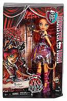 Кукла Монстр Хай Торалей Страйп , Monster High Freak du Chic  - Toralei