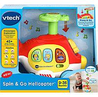 Развивающая игрушка для малышей «Вертолет»
