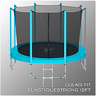 Батуты Clear Fit ElastiqueStrong 12ft
