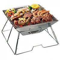 Грильница KOVEA Мод. MAGIC III STAINLESS BBQ (вес-4,7кг)(470x60х275мм) R 43033