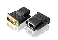 ATEN VE066-AT Удлинитель Mini Cat 5 DVI