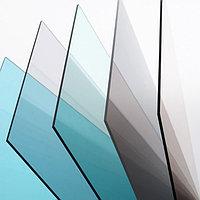 Монолитный поликарбонат цветной Woggel 2050х3050x 11 мм
