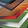 Монолитный поликарбонат цветной КинПласт 2050х3050x 5 мм