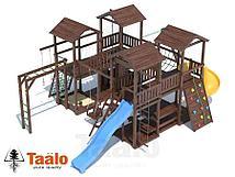 Детский игровой комплекс Taalo C 4.1 (Зеленый)