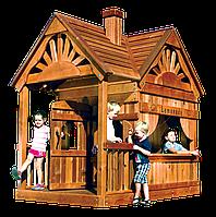 Игровой домик дизайн 2 ДК (Playhouse Design 2)