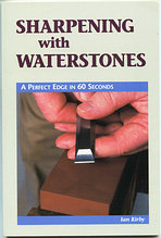 Книга *Sharpening with Waterstones*, Ian Kirby