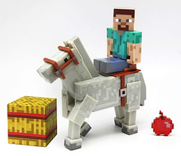 Minecraft 16593 Steve and Horse