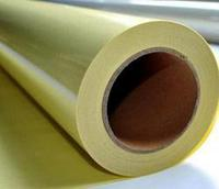Двухсторонняя клейкая плёнка (холодная ламинация), 1,52м на 50м