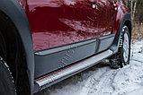 Молдинги на двери Renault Duster 2010-, фото 4