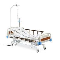 Кровать функциональная с электроприводом, четырехсекционная, медицинская, для инвалидов Армед RS201
