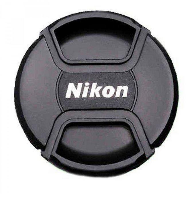 Крышка на объектив Nikon 55 мм
