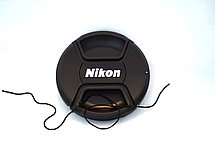 Крышка на объектив Nikon 58 мм, фото 2