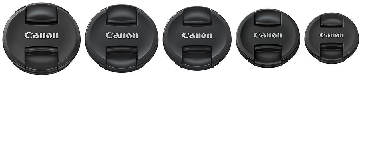 Крышка на объектив CANON  40.5/43/49/52/55/58/62/67/72
