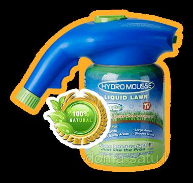 Hydro Mousse - жидкий газон