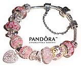 Браслет Pandora и серьги Dior в подарок, фото 4