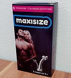 Крем MaxiSize  для увеличения члена, фото 3