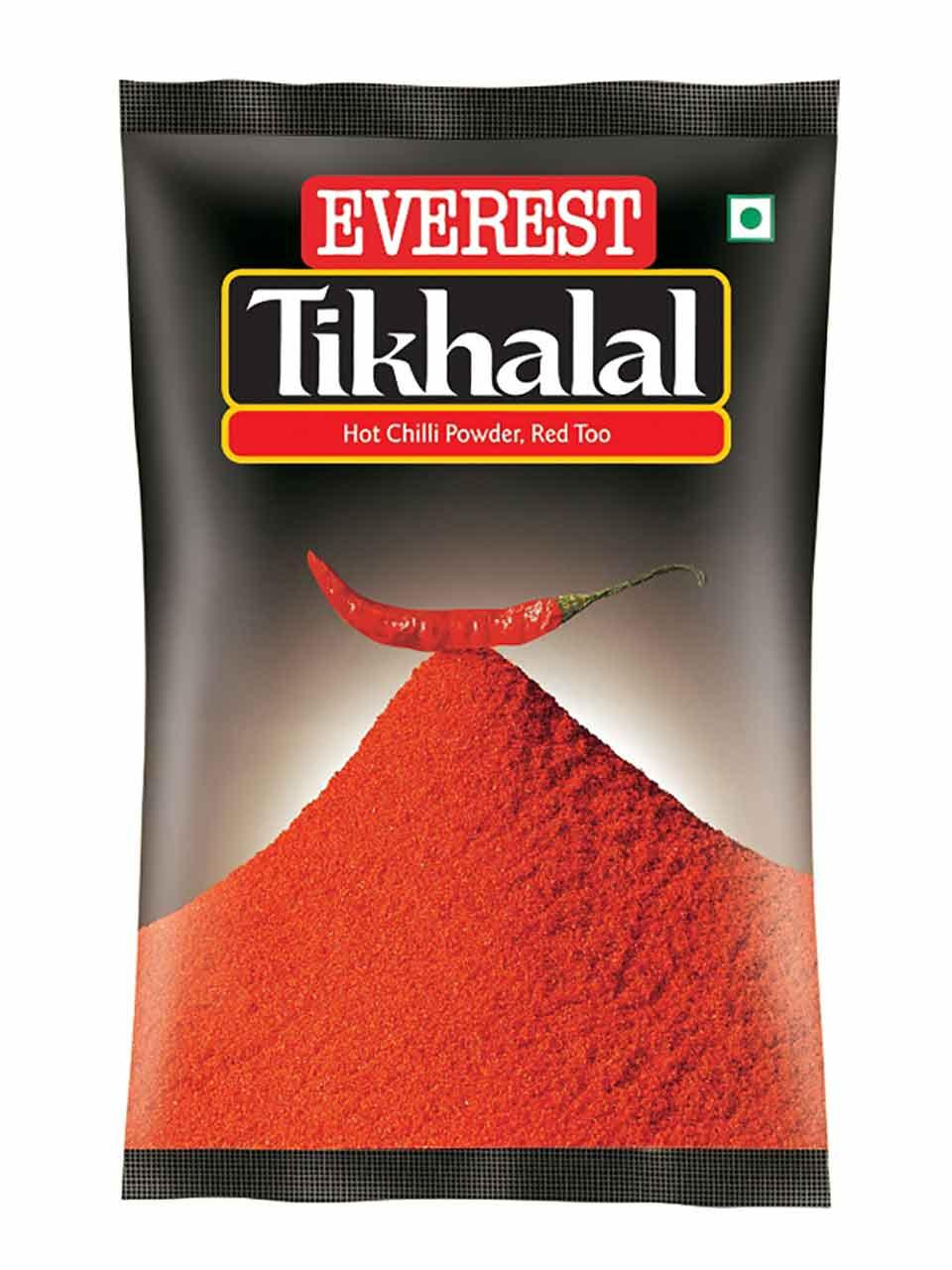 Красный перец Чили, молотый, 100 гр, Everest