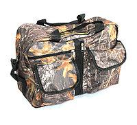 """Сумка-рюкзак """"СЛЕДОПЫТ"""" 35 л, цвет - темный лес, ткань - Oxford PU 600 R 83473"""