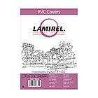 Обложки Lamirel LA-78680 Transparent (A4, PVC, Прозрачные, 100шт)