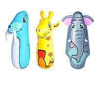 Надувной набор 3 в 1 игрушки - неваляшки Bestway 44101