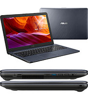 "Ноутбук ASUS Laptop X543UA-DM1526 NB X543UA, Core i3-7020U-2.3/1TB/4GB/15.6"" FHD/DOS, gray"
