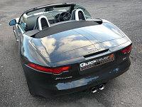 Выхлопная система Quicksilver на Jaguar F Type (2014+)