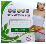 Пластырь для похудения slimming patch, 30 шт