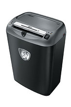 Шредер Fellowes® Powershred® 75Cs, DIN P-4, 4x38мм, 12лcт., 27лтр., SafeSense™