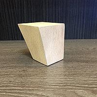 Опора, бук 8 cm, пирамидка