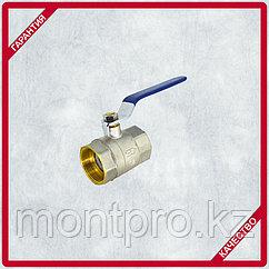 Кран шаровой латунь,  ручка-рычаг М/М (1005) STA