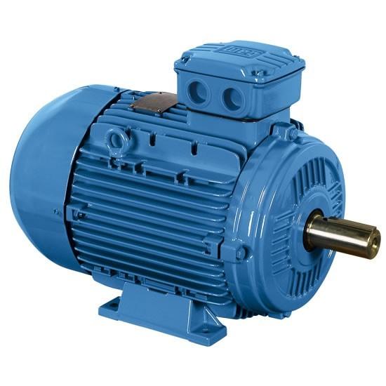 Электрический двигатель 4Р 1.1 кВт