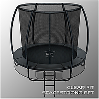 Батуты Clear Fit SpaceStrong 8ft