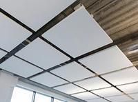 Акустические подвесные панели 600x600x40 Square, фото 1